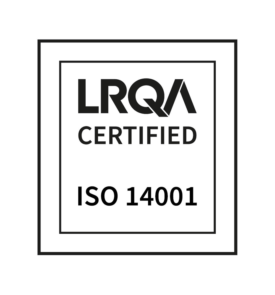 CERTIFIED IOS 14001