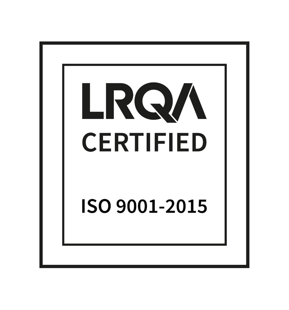 CERTIFIED IOS 9001